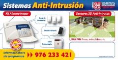 Alarmas contra Intrusi�n: Hogar y Negocio