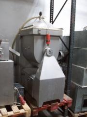 Amasadora mezcladora con vacio fibosa robot