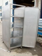 Armario 1 puerta 66x100x185 76x100x185cm 4 entrepa�os
