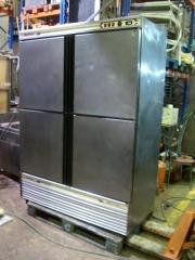 Armario refrigeracion 4 puertas acero inoxidable
