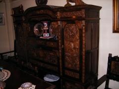 Mueble de estilo renacimiento espa�ol restaurado por nosotros