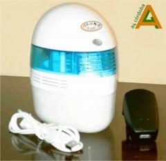Difusor de aromas el�ctrico para ambientadores l�quidos. Extremadamente vers�til ya que puede utilizar tres ...