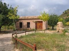 Exteriores del Albergue de Turismo Rural ACTIO