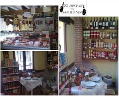 Foto 3 delicatessen en Valladolid - El Desvan de san Juanin