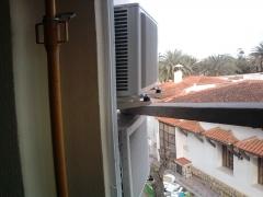 Colocacion de aire acondicionado
