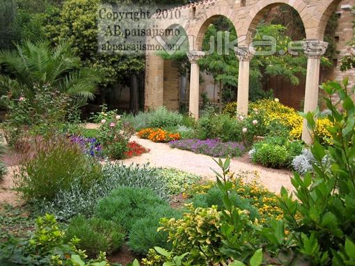 Foto parroquia de sabadell jardin sostenible for Jardineria sabadell
