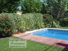 Jardin privado vilanova