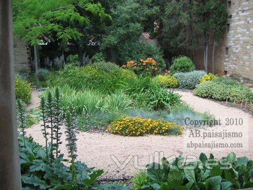Foto parroquiasde st salvador sabadell for Jardineria sabadell