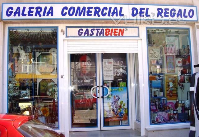 Foto tienda 2 galeria comercial del regalo - Galeria comercial del mueble arganda ...