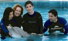 originalia.es / NADAR CON DELFINES. Más info: http://www.originalia.es/nadar-con-delfines.php