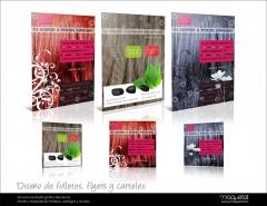 Dise�o folletos, dise�o flyers, dise�o carteles, dise�o grafico barcelona