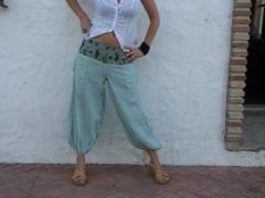pantalon bombacho colores surtidos