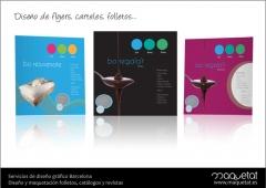 Diseño de flyers, flyer. Diseño de folletos. Diseño tripticos. Diseño dipticos