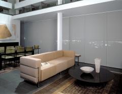 Panel japonés o deslizante en polyscreen. es una opción elegante y moderna con la cual podemos lograr  una ...