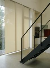 Panel japonés o deslizante en polyscreen. es una opción muy decorativa y actual con la cual podemos lograr  una ...