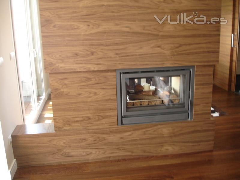 Decoracion de interiores en madera - Interiores de madera ...