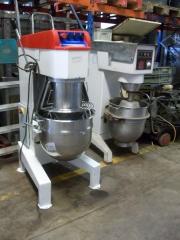 Batidora mezcladora 60 litros salva