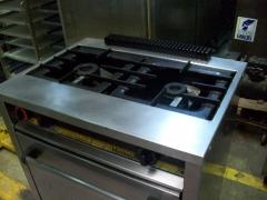 Cocina 2 fuegos con horno Masbaga 80x60x85cm 101_5183 (1)