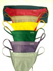Art. varios, colores nuevos de la temporada otoño invierno 2010 - 2011. tejano, cardenal, marron, yema, verde