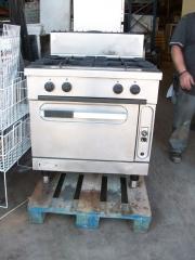 Cocina 4 Fuegos con Horno Zanussi 80x90x85cm 101_9052 (5)