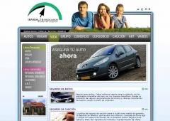 Sitio web: ibarbalz y asociados seguros - www.cotizadordeseguros.com.ar