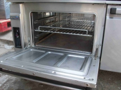 Cocina 6 fuegos con horno Repagas mod C96 101_3785 120x90x85cm