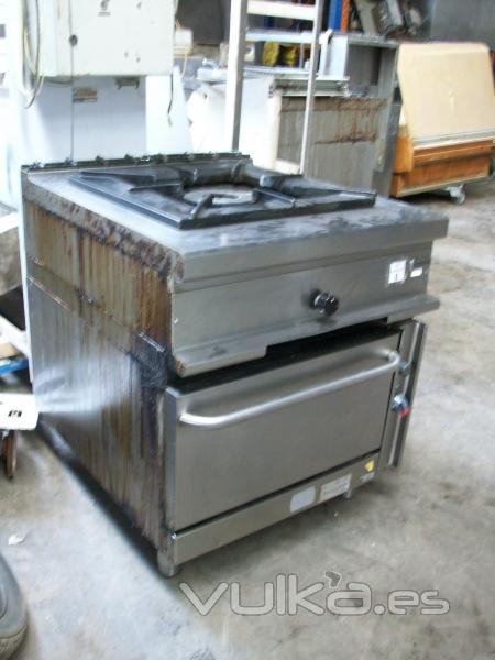 Search results for foto cocina 6 fuegos con horno repagas for Cocina 6 fuegos repagas