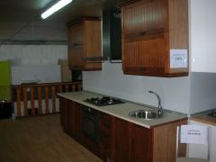 + muebles premontados en madera 1485 euros