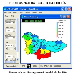 Modelo SWMM de la EPA