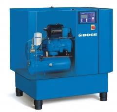 Compresores de tornillo de 3 a 400 kw