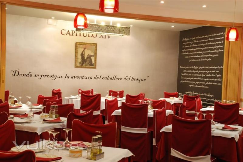 Foto restaurante el bachiller07 de martin pe asco for Empresas de interiorismo