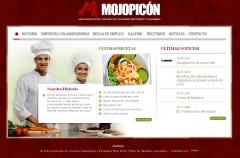 Web de la Asociación de Cocineros Mojo Picón (www.mojopicon.biz)