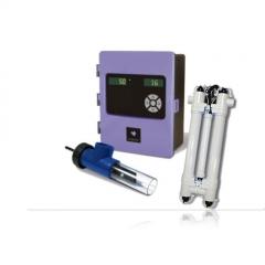 Ultravioleta y electr�lisis. uvscenic  los sistemas uvscenic incorporan en una �nica caja electr�nica el ...