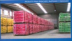 FERTIEUROPA Almacen con los productos que comercializa FERTIEUROPA fabricados por SADER, S.A.