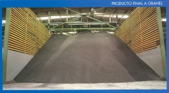 FERTIEUROPA Almacen con productos a granel