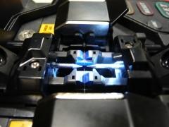 Fusión de Fibra óptica