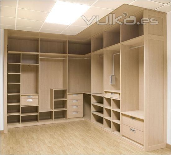 Formas almacen de cocinas sl - Disena tu armario ...