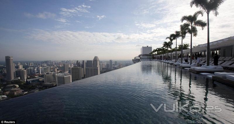 Hotel Marina Bay Sands en Singapur