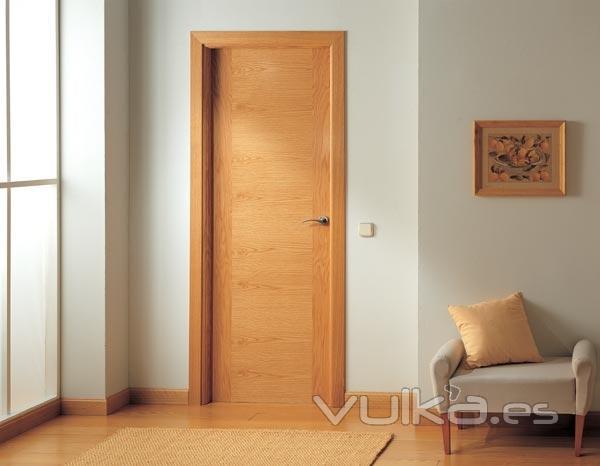 Blin gon s l for Catalogo de puertas de madera para interiores
