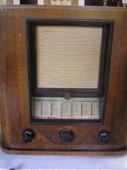 readio antigua Telefunken