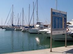 Puerto deportivo mas nou-barcelona