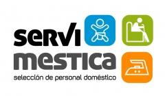 Logotipo de la empresa Servimestica.