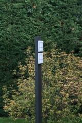 Seguridad perimetral exterior. doble tecnología pir+mw