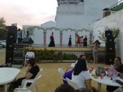 Escuela de baile flamenco de almodovar  ph sounds