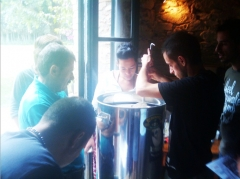 Cursos para elaborar cerveza artesana con braumeister en barcelona