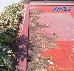 Impermeabilizacion terraza  - tel. 654896941