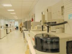 Vista general del laboratorio