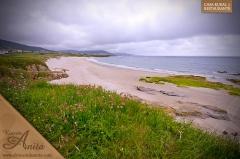 Vistas de la Playa de Llas