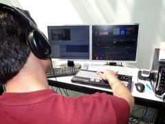 Realizaci�n con tricaster studio