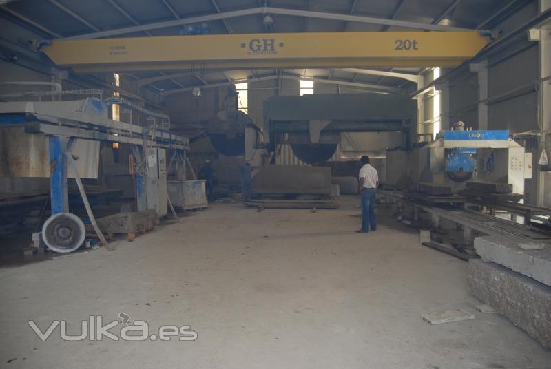 Granitos porrisal s l for Empresas de granito